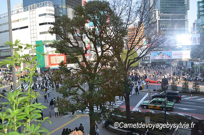 Shibuya carrefour