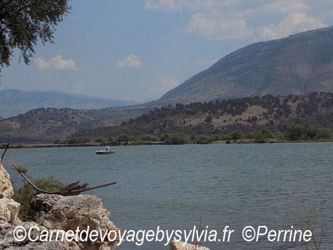 Butrint en Albanie