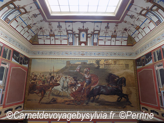 palais Achilleion- Corfou