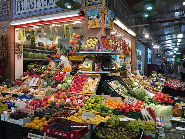 marché de Triana