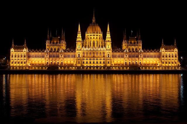 ©pixabay - Budapest