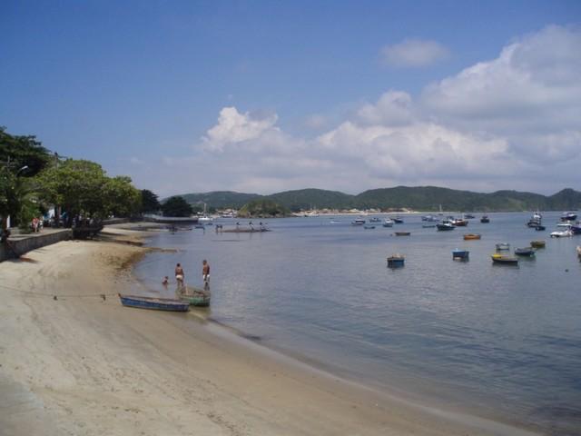 Buzios plage de port