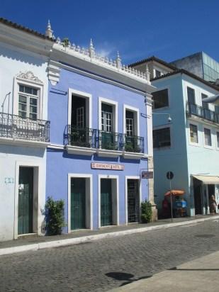 Hotel Bahia café