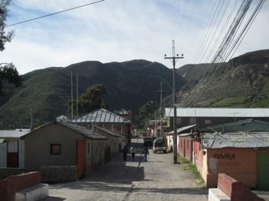 Une rue de Putre