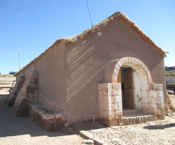 chapelle de Socaire