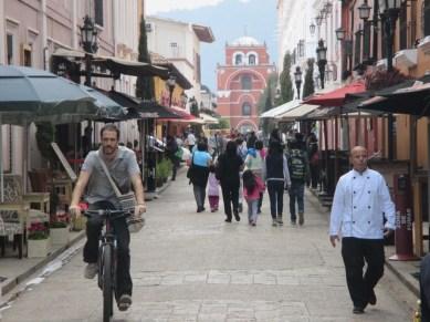 Rue piétonne San Cristobal de las casas