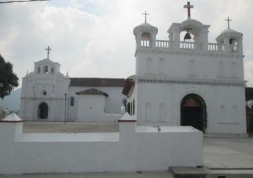 église de Zinacantán