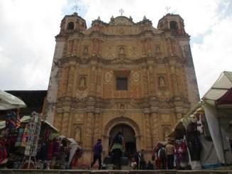 Templo de Santo Domingo san cristobal de las casas