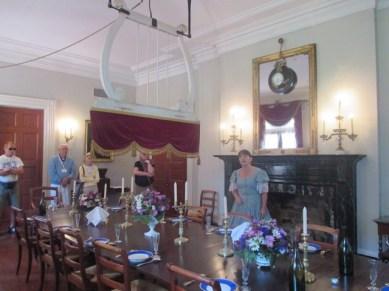 salle à manger plantation oak aley