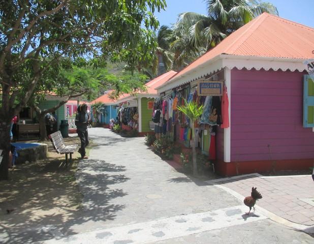 cabanes créoles port de road point