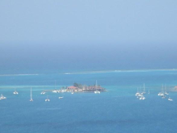 îlot de Saba Rock