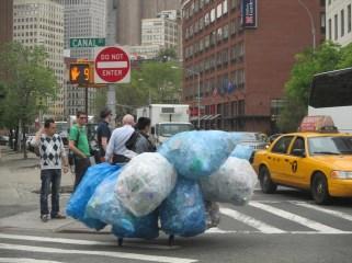 Collecteurs plastique