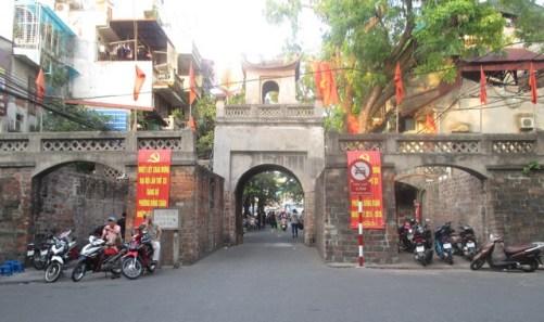 La porte du fleuve oriental