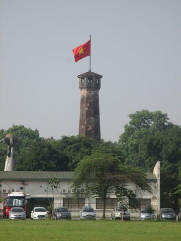 Tour du musée de l'armée Hanoi