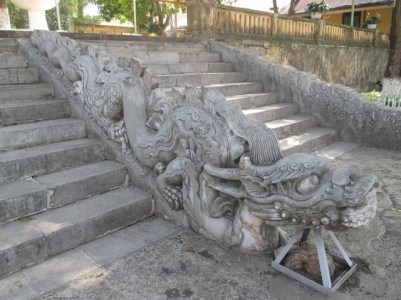 la citadelle impériale de Thang Long