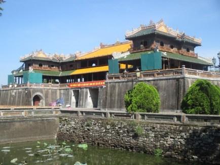 entrée cité impériale Huê