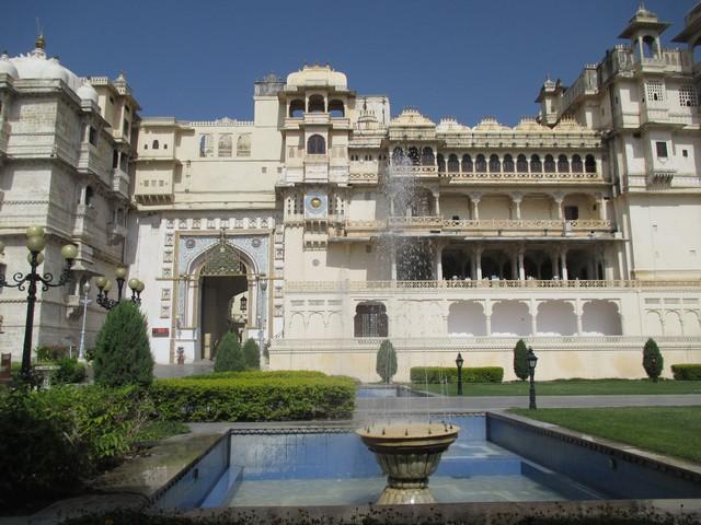 Musée City Palace Udaipur