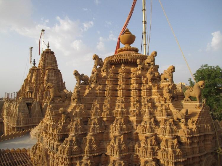 temple Jaïn Jaisalmer