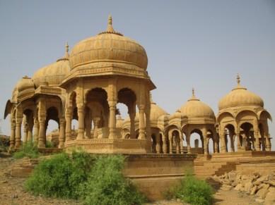 cénotaphes Bara Bag Jaisalmer
