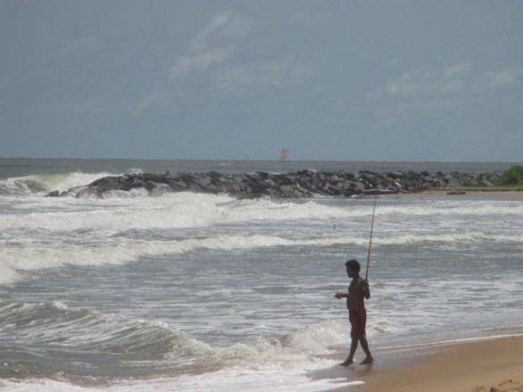 plage Negombo Sri Lanka