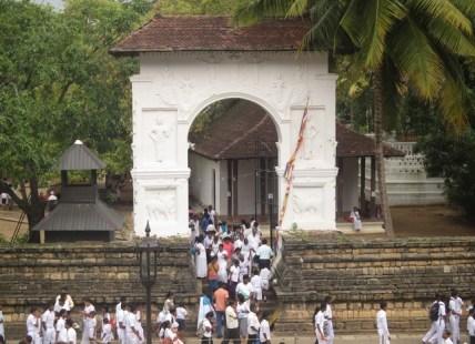 Extérieurs Temple de la dent