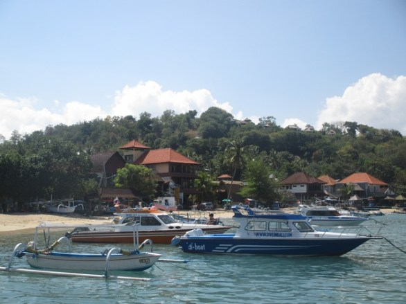 Port de Padang Bay