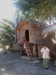 grenier à riz tradiionnel Lombok