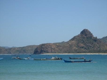 plage Selong Blanak