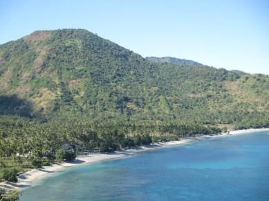 baie au nord de Senggigi Lombok