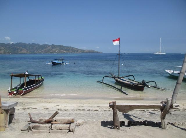 bateau Gili Air