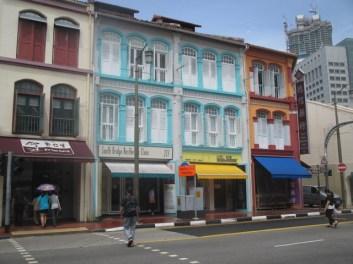 rue Chinatown Singapour