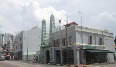 mosquée Masjid Jamae