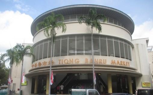 marché de Tiong Bahru Singapour