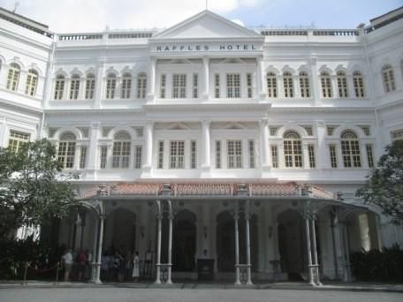 Raffles Hôtel Singapour