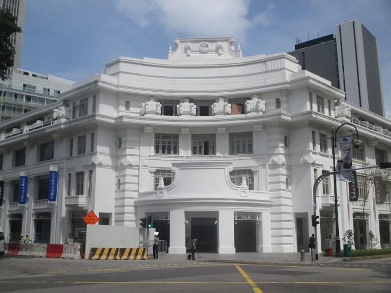 The Capitole Building Singapour