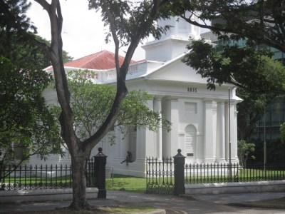 architecture Singapour