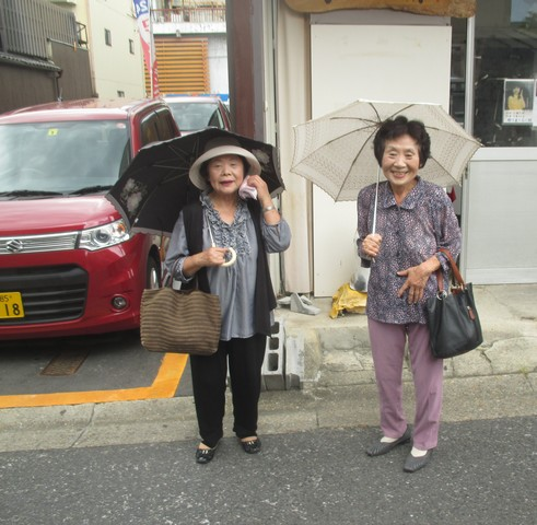vieilles dames Nara- machi