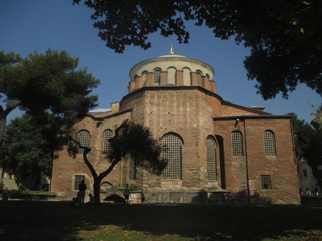 enceinte palais Topkapi istanbul