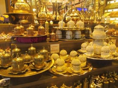 loukoums marché aux épices Istanbul