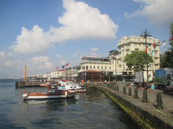 port de Ortaköy Istanbul