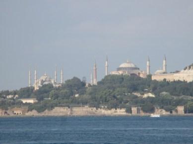 vue depuis Üsküdar Istanbul