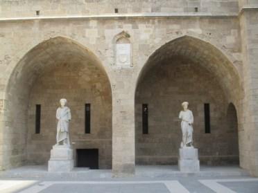 Palais Grands Maitres Rhodes