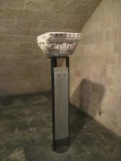 exposition vue depuis Palais Grands Maitres Rhodes