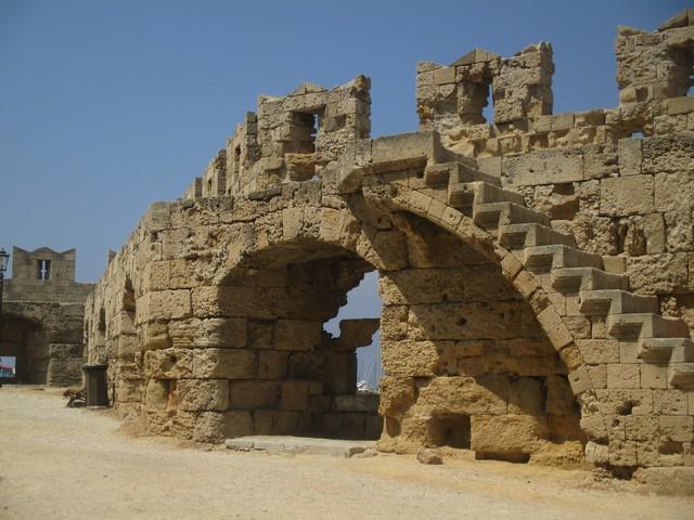 muraille Rhodes
