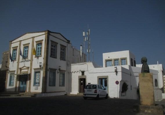 mairie de Patmos