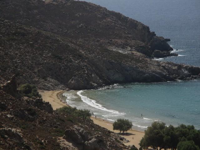plage Psili Ammos Patmos