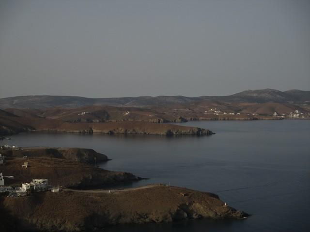 vue depuis château Skala Astypalea