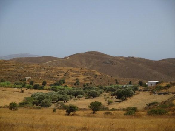 collines Astypalea