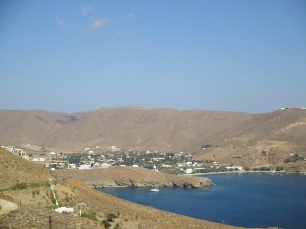 baie de Livadi Astypalea