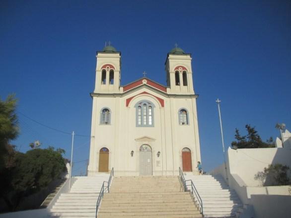 église Naoussa Paros